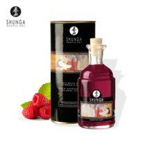 Shunga - Huile Aphrodisiaque Comestible Sensation Framboise