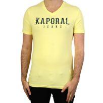 5542d20da5397 Tee shirt homme Kaporal 5 - Achat Tee shirt homme Kaporal 5 pas cher ...