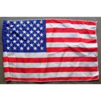 Universel - Lot de 10 drapeau Usa 30x20cm americain flag états unis