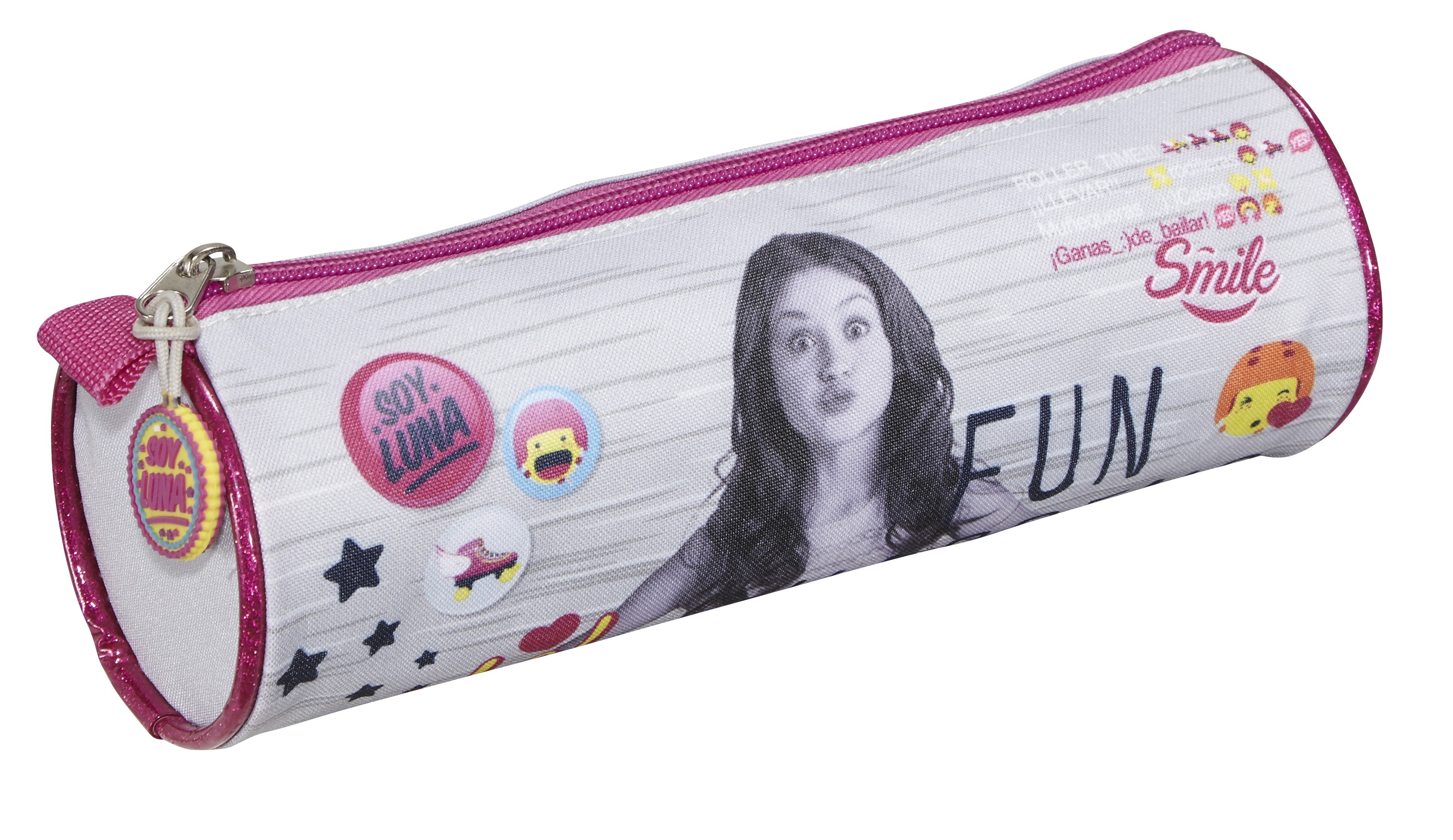Trousse ronde Soy Luna h5aVmDkKy