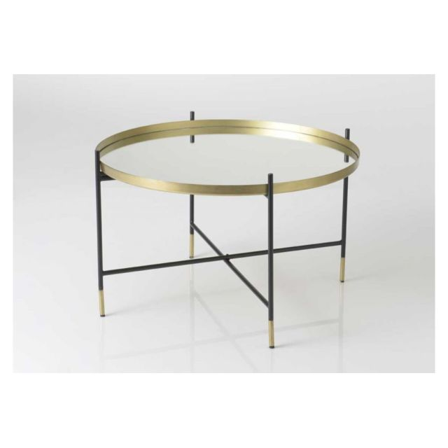 HELLIN TABLE BASSE RONDE ELIOS