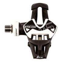 Time - Pédales Xpresso 15 Titanium Carbon noir blanc