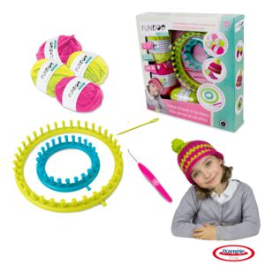 FUNDOO - Mes metiers a tricoter x2 diam