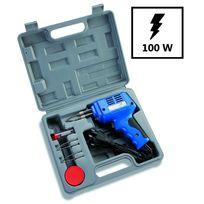Kemper - Pistolet à souder électrique 100W Malette 1740 Kit