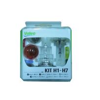 Valeo - Coffret secours 6 ampoules H7 12 Volts Valéo 032304