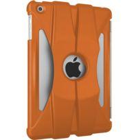 Kubxlab - Coque de protection orange avec Amplificateur acoustique pour iPad Mini