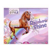 Playbac - Cheval Style : Rainbow Shine