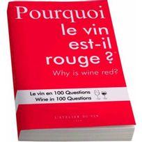 L'ATELIER Du Vin - Pourquoi le vin est-il rouge ? - Aci-adv853
