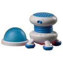Ardes - Mini appareil de massage vibrant et infra-rouge 4 pieds + gel Ard.M244