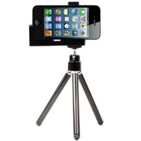 Yonis - Trepied universel iPhone 5 4 4S 3G 3GS tripod téléphone smartphone
