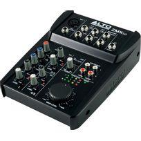 Alto Professional - Slt Zmx52 Table de mixage compact 5 canaux, 8 entrées