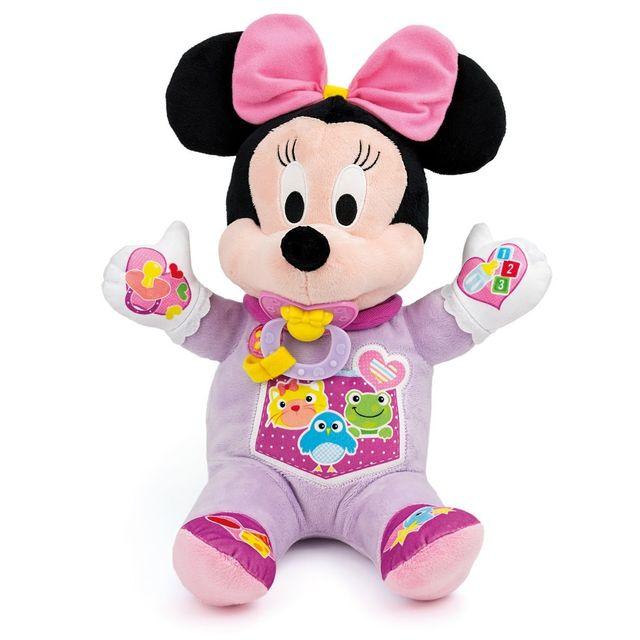 Clementoni - Minnie - Ma poupée à cajoler - 62497.3