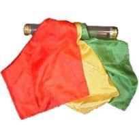 Magie - Les foulards noués par le souffle - Tour de