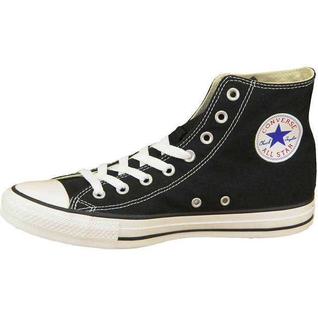 Converse - C. Taylor All Star Hi Black M9160 Homme Baskets Noir