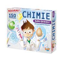 BUKIFRANCE - Grand coffret Chimie sans danger 150 expériences - 8360