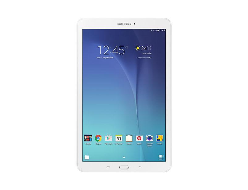 """Galaxy Tab E - 9,6"""" - 8 Go - Blanc"""