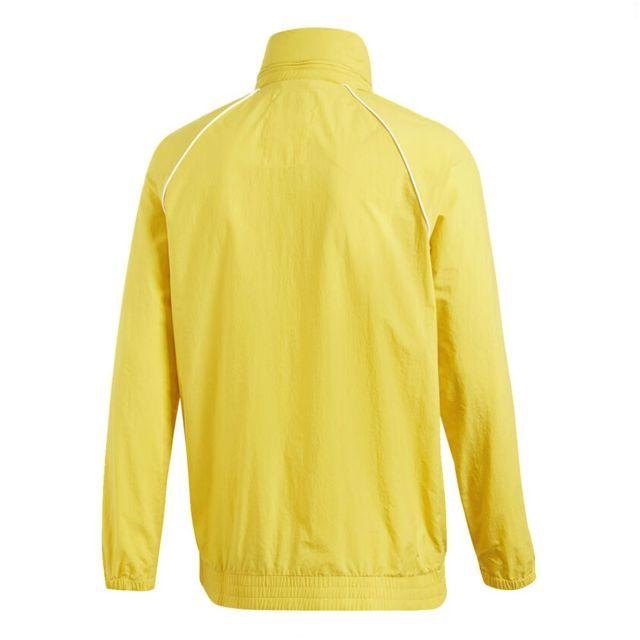 Achat Veste coupe vent jaune homme Adidas pas cher | Espace