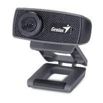 GENIUS - CAMERA FACECAM 1000X NOIR HD 720P ZOOMX3 MICRO USB PC MAC