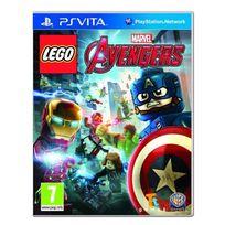 Warner Bros - Lego Marvel's Avengers Jeu Ps Vita