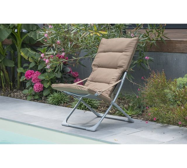 DCB GARDEN Relax pliable taupe