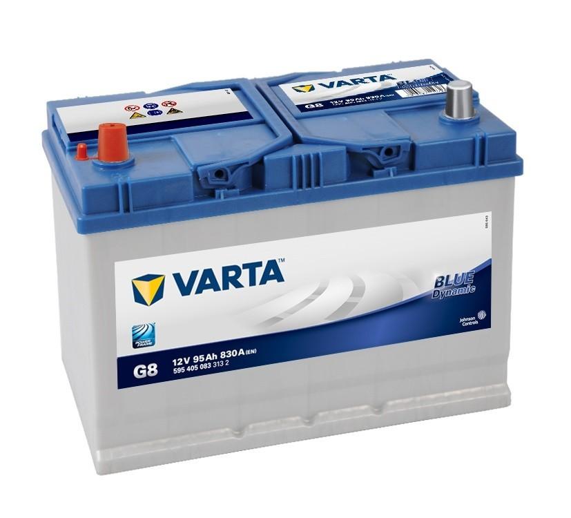 Batterie Blue Dynamic G8