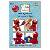Abbey Home Media - Elmo'S World - Wake Up With Elmo IMPORT Dvd - Edition simple