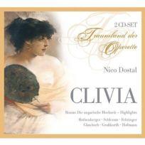 Membran - Nico Dostal - Clivia OPERETTEN-GESAMTAUFNAHME Coffret De 2 Cd