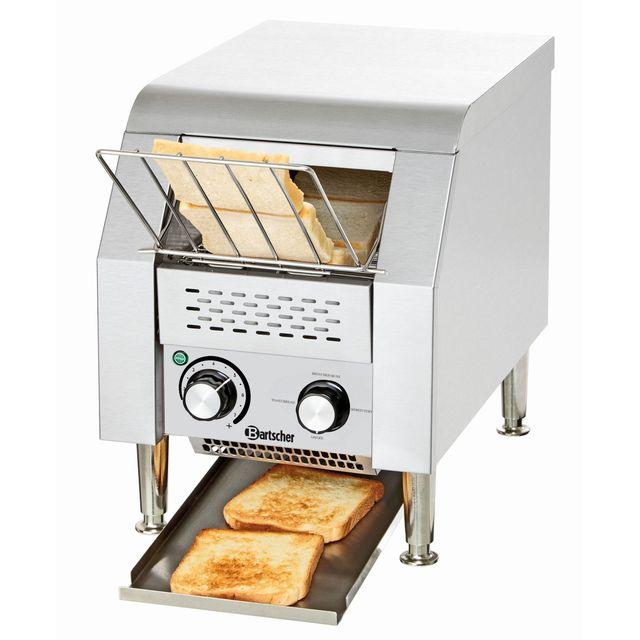 Bartscher Grille-pain convoyeur \