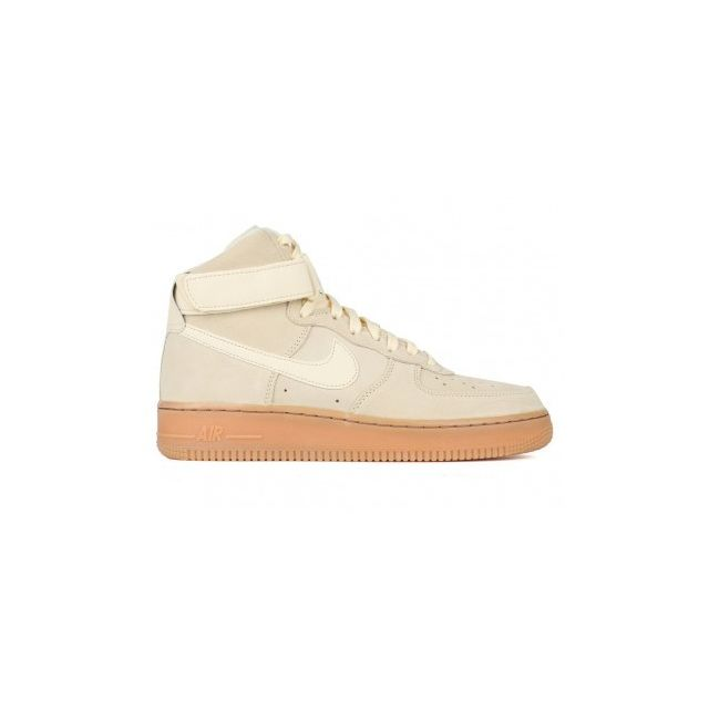 tout neuf d5c1b 87ae4 Air Force 1 High '07 Lv8 - Aa1118-100 - Age - Adulte, Couleur - Beige,  Genre - Homme, Taille - 40,5