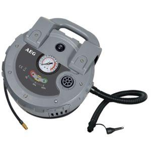 aeg compresseur gonfleur rechargeable 12 220v pas cher. Black Bedroom Furniture Sets. Home Design Ideas