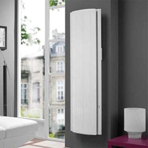 atlantic radiateur bloc fonte inertie maradja pilotage intelligent 1500w vertical pas. Black Bedroom Furniture Sets. Home Design Ideas