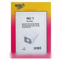 Numatic - sac papier x 3 pour aspirateur