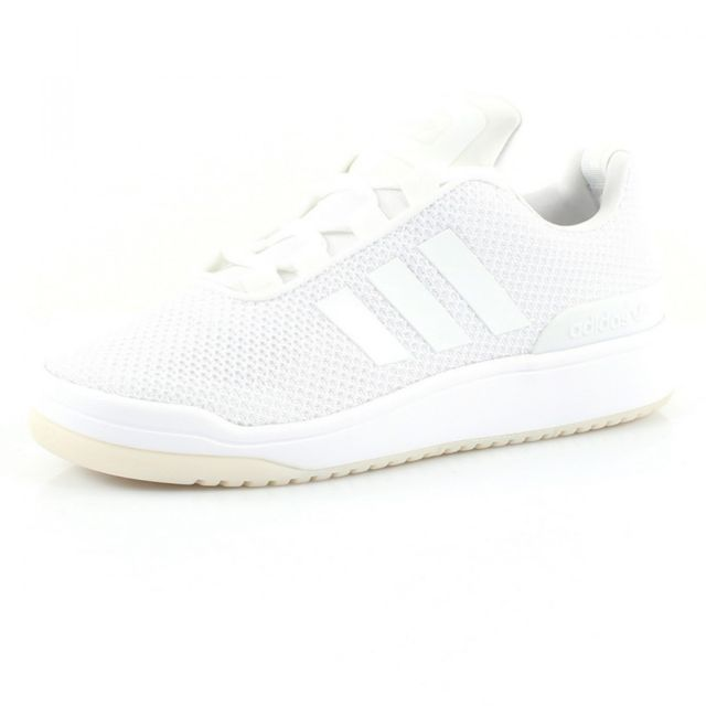 bf237794ee97f Adidas originals - Baskets Veritas Lo Blanc - 36 - pas cher Achat   Vente Baskets  homme - RueDuCommerce