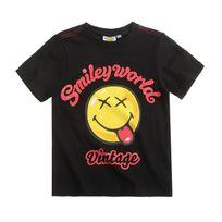 Smiley - Garcon Tee-shirt