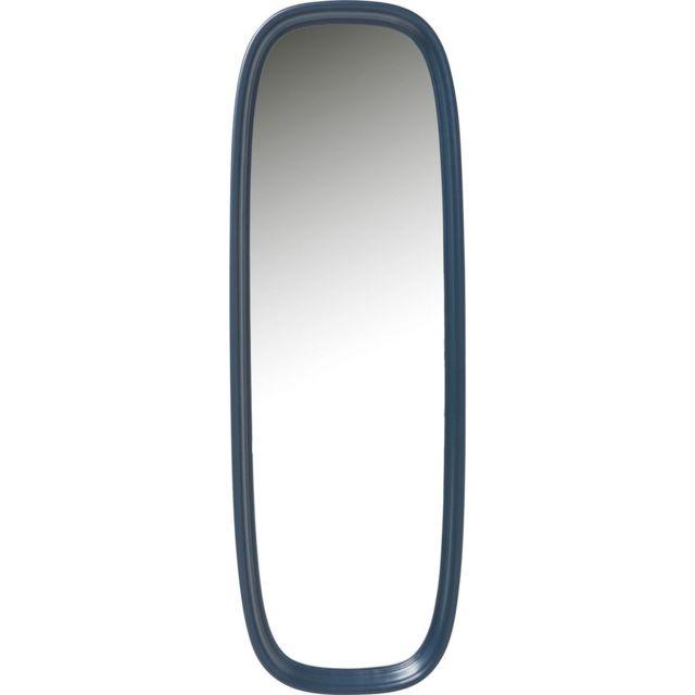 Karedesign Miroir Salto pétrole 140x80cm Kare Design