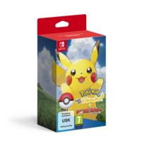 Pokémon : Let's Go, Pikachu ! + Poké Ball Plus - Jeu Switch