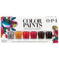 Opi - Verni Color Paints Vernis A Ongles Mini Kit