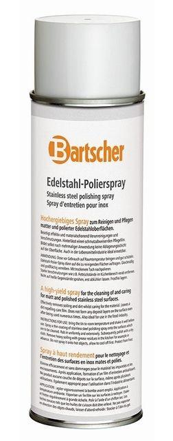 Bartscher Spray d'entretien pour inox