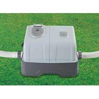 Intex - Stérilisateur au sel + Ozonateur pour piscine jusqu'à 56.80 m³