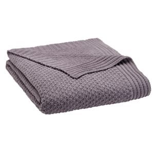 TEX HOME - Plaid TRICOT 130x170 cm