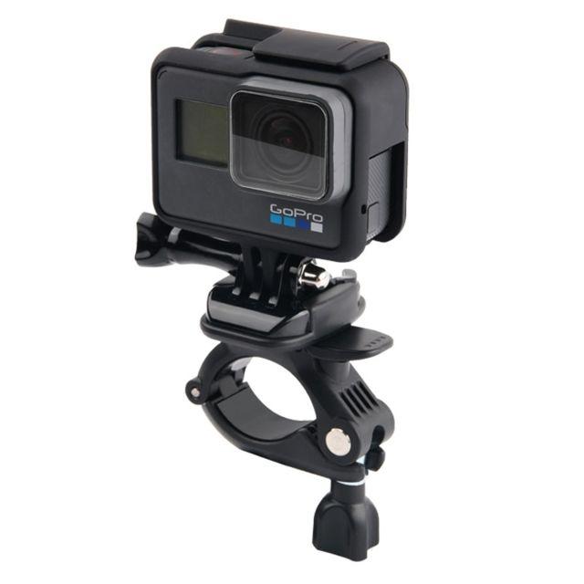Wewoo - Fixation guidon Support de pour de moto de petite taille caméra  GoPro Hero6   ac272c08ce67