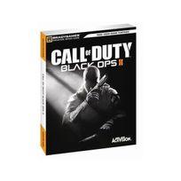 Brady Games - Guide Officiel Call Of Duty Black Ops Ii - Guide pour le jeu Cod : Black Ops 2 en version française intégrale