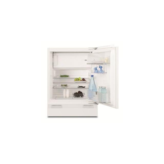 electrolux r frig rateur 1 porte integrable int grable sous plan niche d 39 enc achat. Black Bedroom Furniture Sets. Home Design Ideas