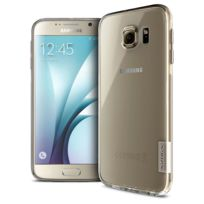 Nillkin - Coque Housse Tpu Ultra Fine 0.6mm, Nature Series pour Galaxy S6