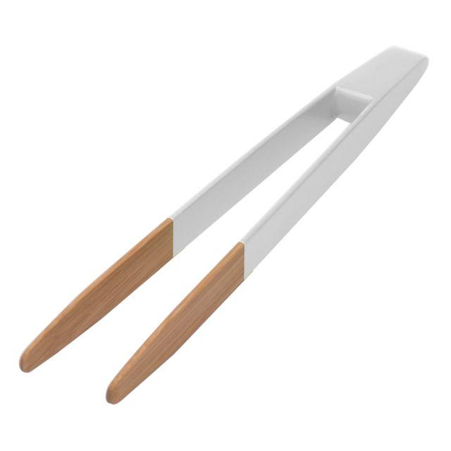Pebbly Kitchen Pince à toast - blanc