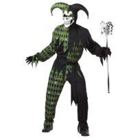 California costume - Costume de Joker Redoutable - Taille : M