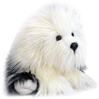 Keel Toys - Peluche Chien de Berger 35 cm