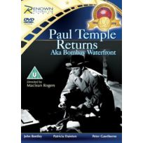 Simply Media - Bombay Waterfront - Paul Temple Returns IMPORT Anglais, IMPORT Dvd - Edition simple