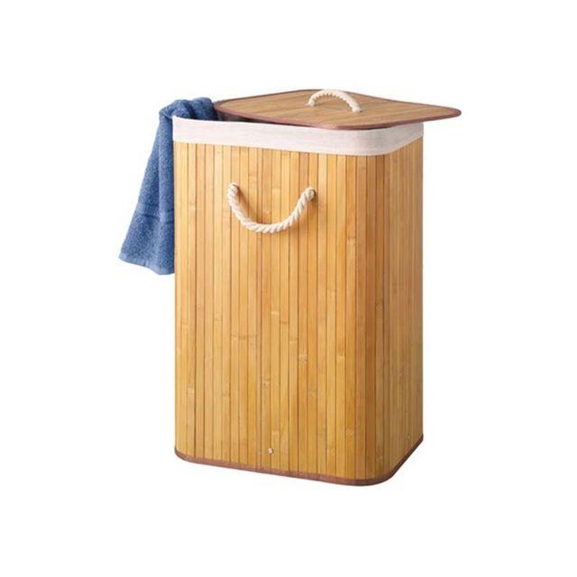 accessoires salle de bain bambou pas cher. Black Bedroom Furniture Sets. Home Design Ideas