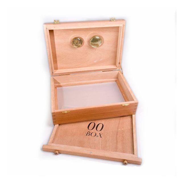 Oobox Boites En Bois 00BOX - Boite En Bois - Moyenne